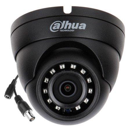 KAMERA AHD, HD-CVI, HD-TVI, CVBS DH-HAC-HDW1200MP-02 80B-S4-BLACK - 1080p 2.8mm DAHUA