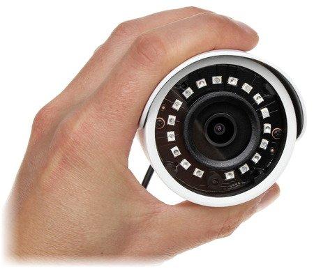 KAMERA AHD, HD-CVI, HD-TVI, PAL DH-HAC-HFW1220SP-028 0B - 1080p 2.8mm DAHUA