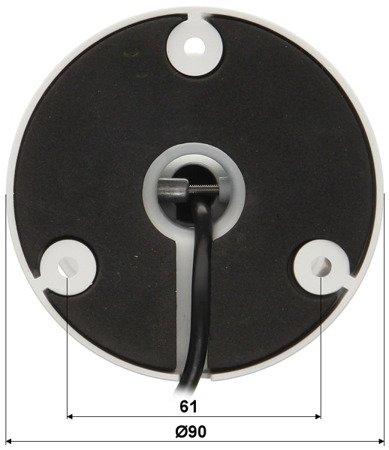 KAMERA HD-CVI, PAL DH-HAC-HFW2221DP-060 0B - 1080p 6mm DAHUA
