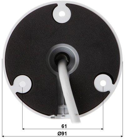 KAMERA IP DH-IPC-HFW2431TP-ZS -27135 - 4.0Mpx 2.7... 13.5mm - <strong>MOTOZOOM </strong>DAHUA