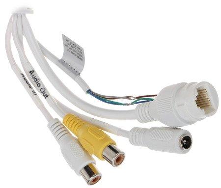 KAMERA WANDALOODPORNA IP DH-IPC-HFW4831TP-ASE -0400B - 8.3Mpx, 4K UHD, 4mm DAHUA