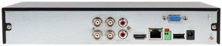 REJESTRATOR AHD, HD-CVI, HD-TVI, CVBS, TCP/IP DHI-XVR5104HS-X1 4 KANAŁY DAHUA