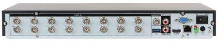 REJESTRATOR AHD, HD-CVI, HD-TVI, CVBS, TCP/IP DHI-XVR5216AN-4KL-X- 16P 16 KANAŁÓW DAHUA