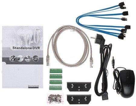 REJESTRATOR AHD, HD-CVI, HD-TVI, CVBS, TCP/IP DHI-XVR7416L-4KL-X 16 KANAŁÓW DAHUA