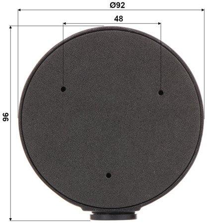 UCHWYT KAMERY PFA134-BLACK DAHUA