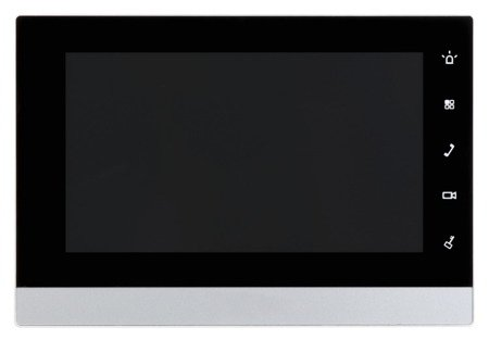 ZESTAW WIDEODOMOFONOWY VTKB-VTO6210B-VTH1 510CH DAHUA